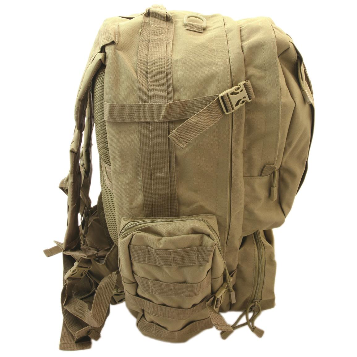 MOLLE attachment points