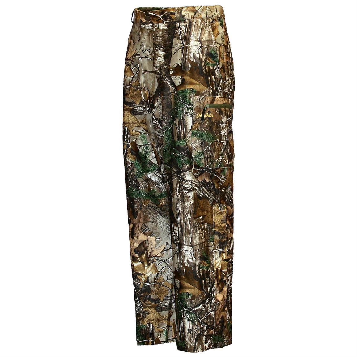 HECS Men's Journey II Hunting Pants, Realtree Xtra