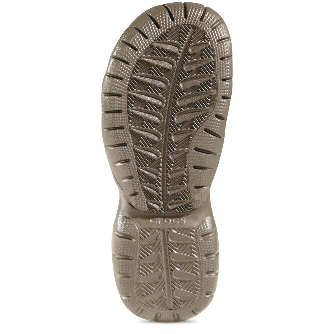 Croslite foam outsole