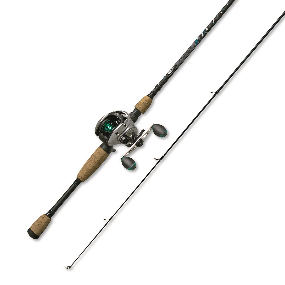 Zebco Protege Baitcasting Rod and Reel Combo