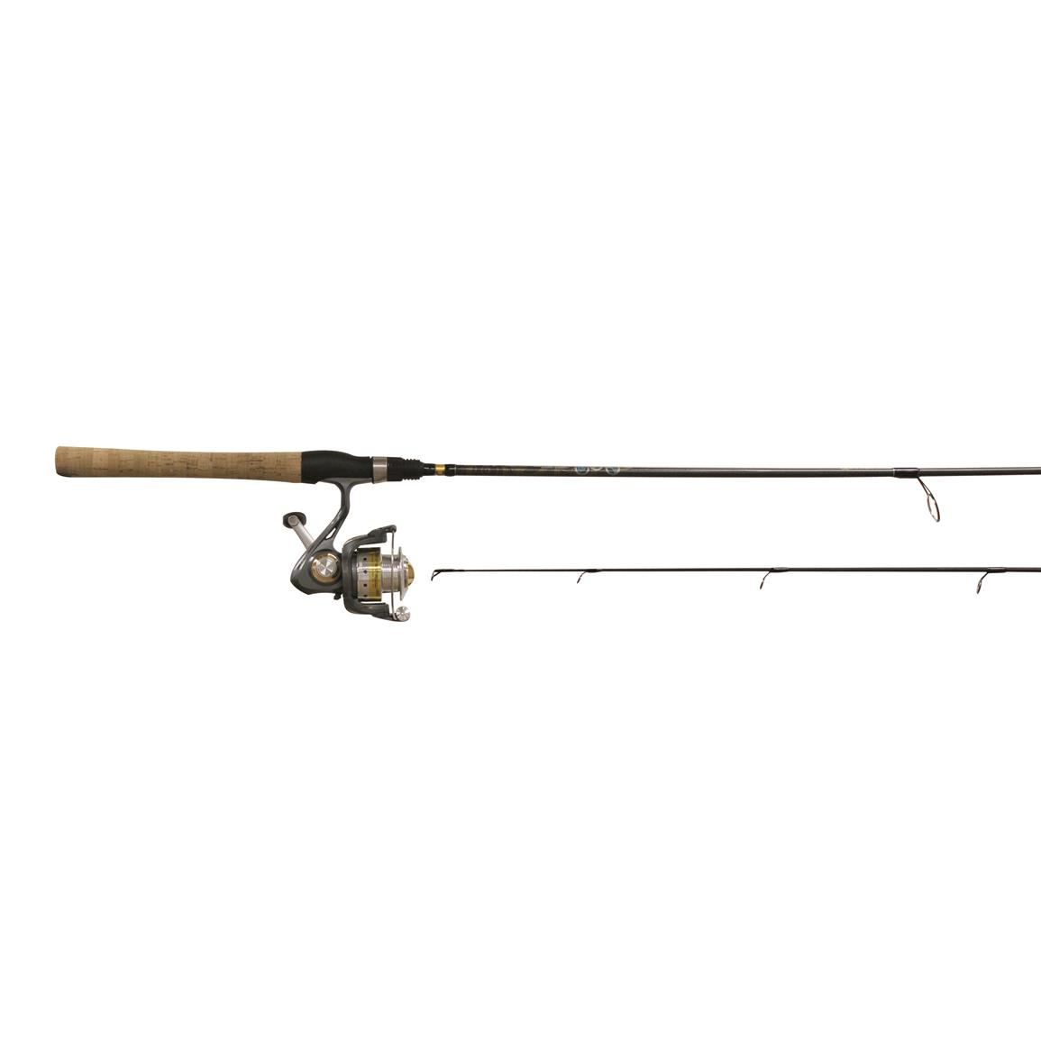 Quantum Strategy 30 Rod and Reel Spinning Combo