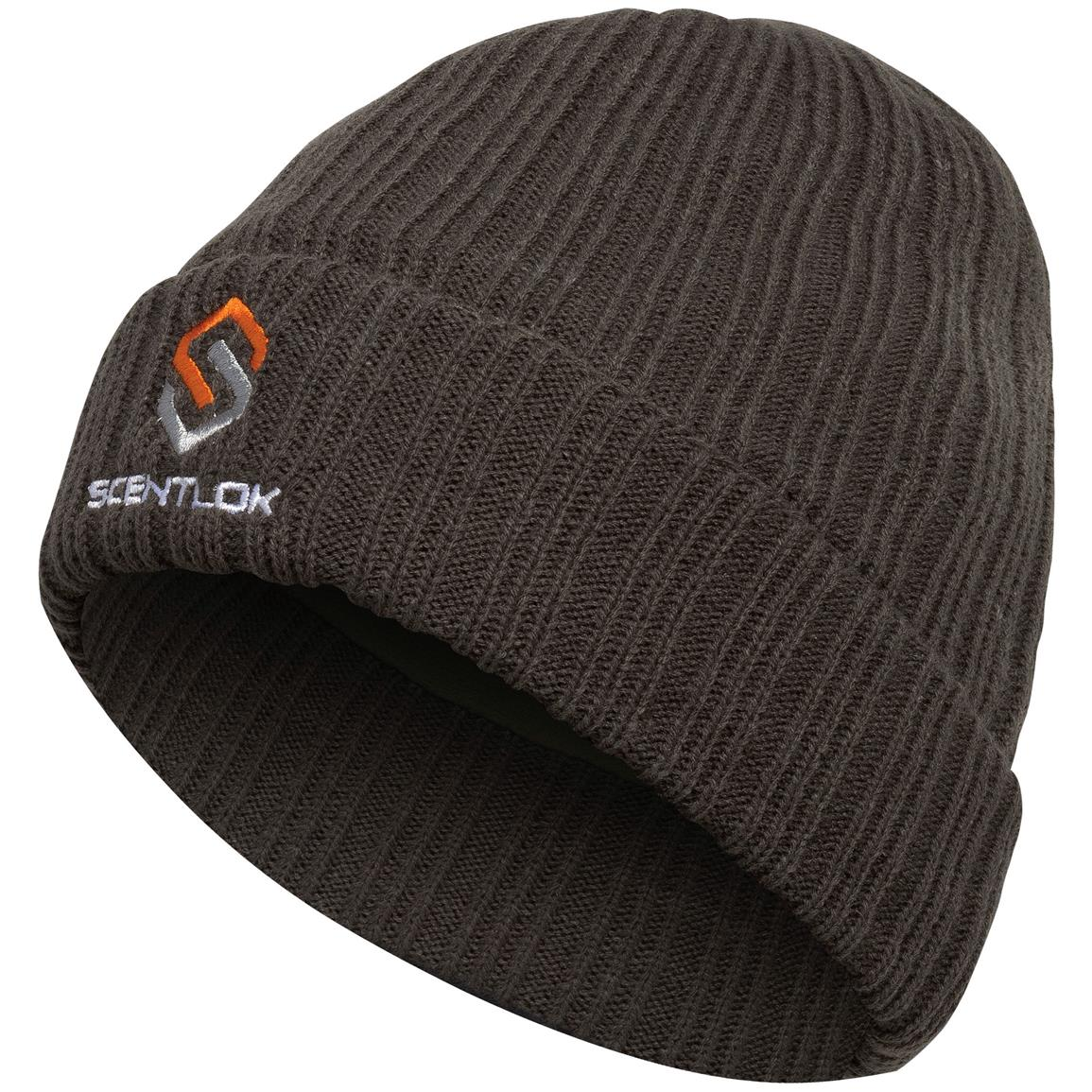 Scentlok Carbon Alloy Knit Beanie, Charcoal