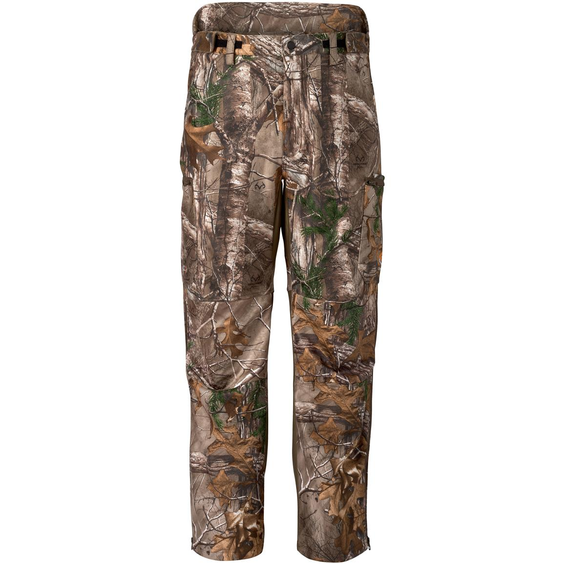 Scentlok Men's Recon Thermal Hunting Pants, Realtree Xtra