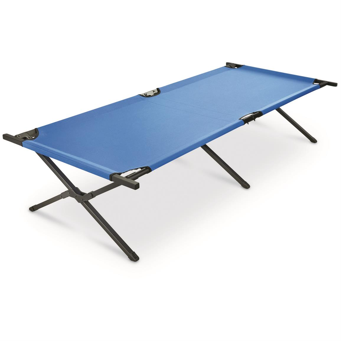 Guide Gear Oversized Cot in Blue