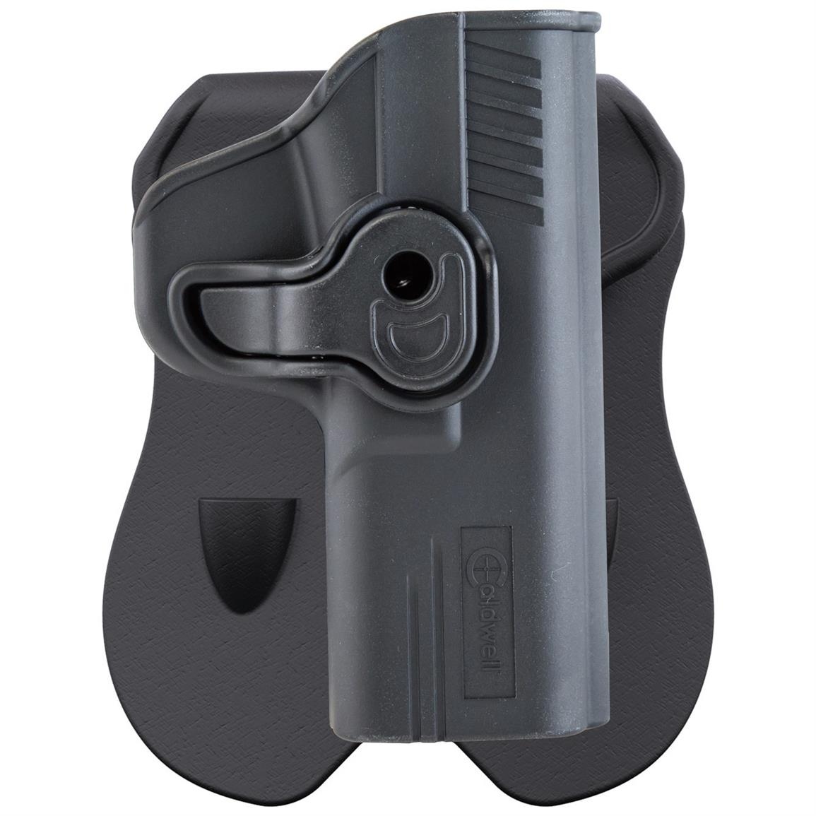 Caldwell Tac Ops Molded Retention Holster, Smith & Wesson M&P Shield, Right Hand