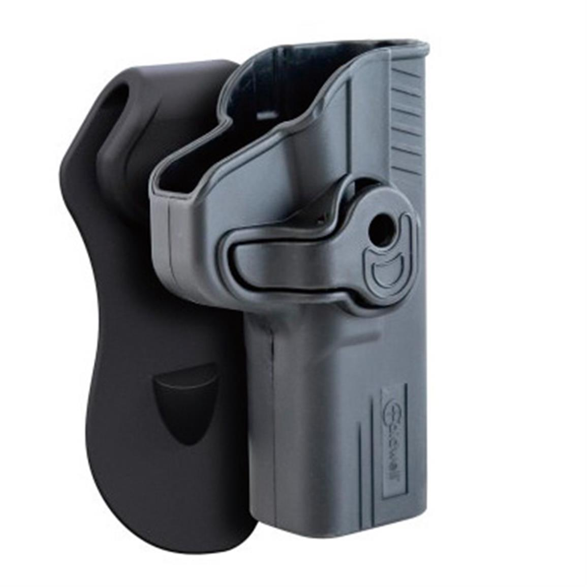 "Caldwell Tac Ops Molded Retention Holster, 1911 3"", Right Hand"