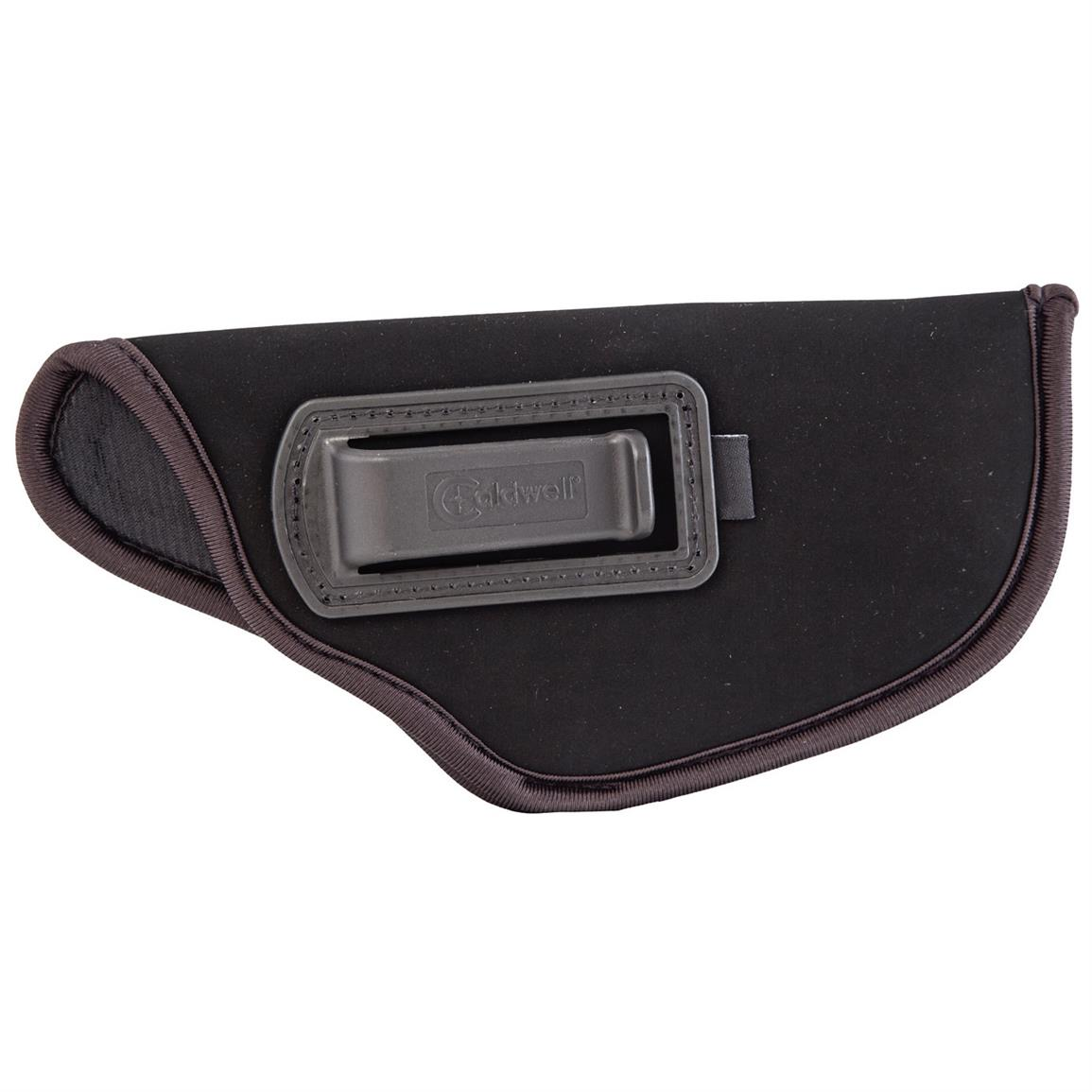 "Clip accommodates belts up to 2"" wide"