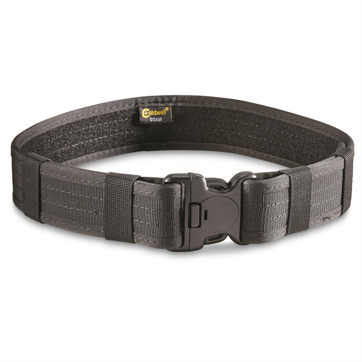 "Caldwell Tac Ops Duty Belt, Small, 28"" - 36"" Waist"