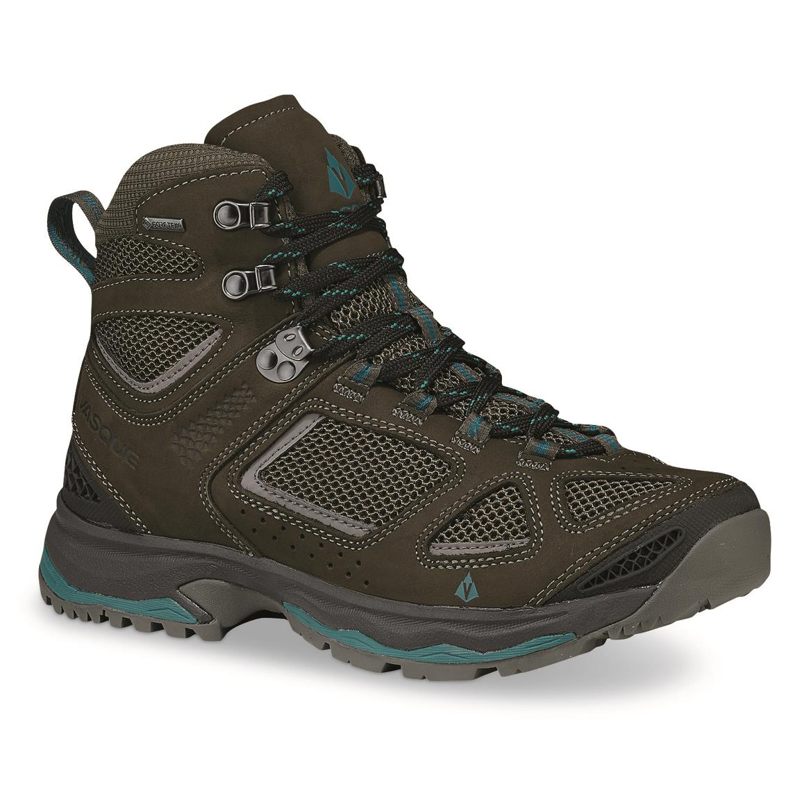6714a19144b7a Vasque Women's Breeze III GORE-TEX Waterproof Hiking Boots