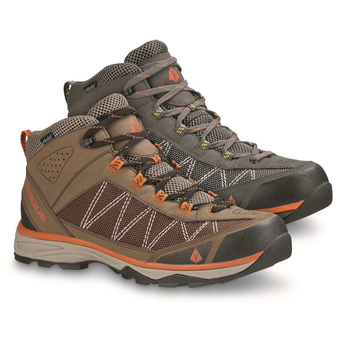 Vasque Men's Monolith UltraDry Waterproof Hiking Boots