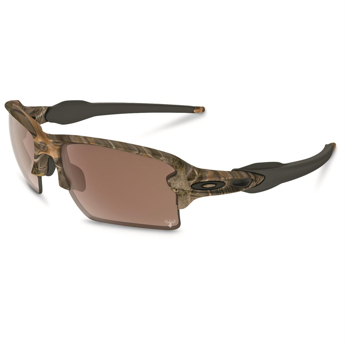 Oakley FLAK 2.0 XL Kings Camo Sunglasses