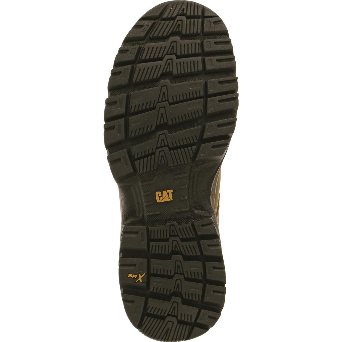 5-star abrasion, heat, water and overall slip-resistant outsole