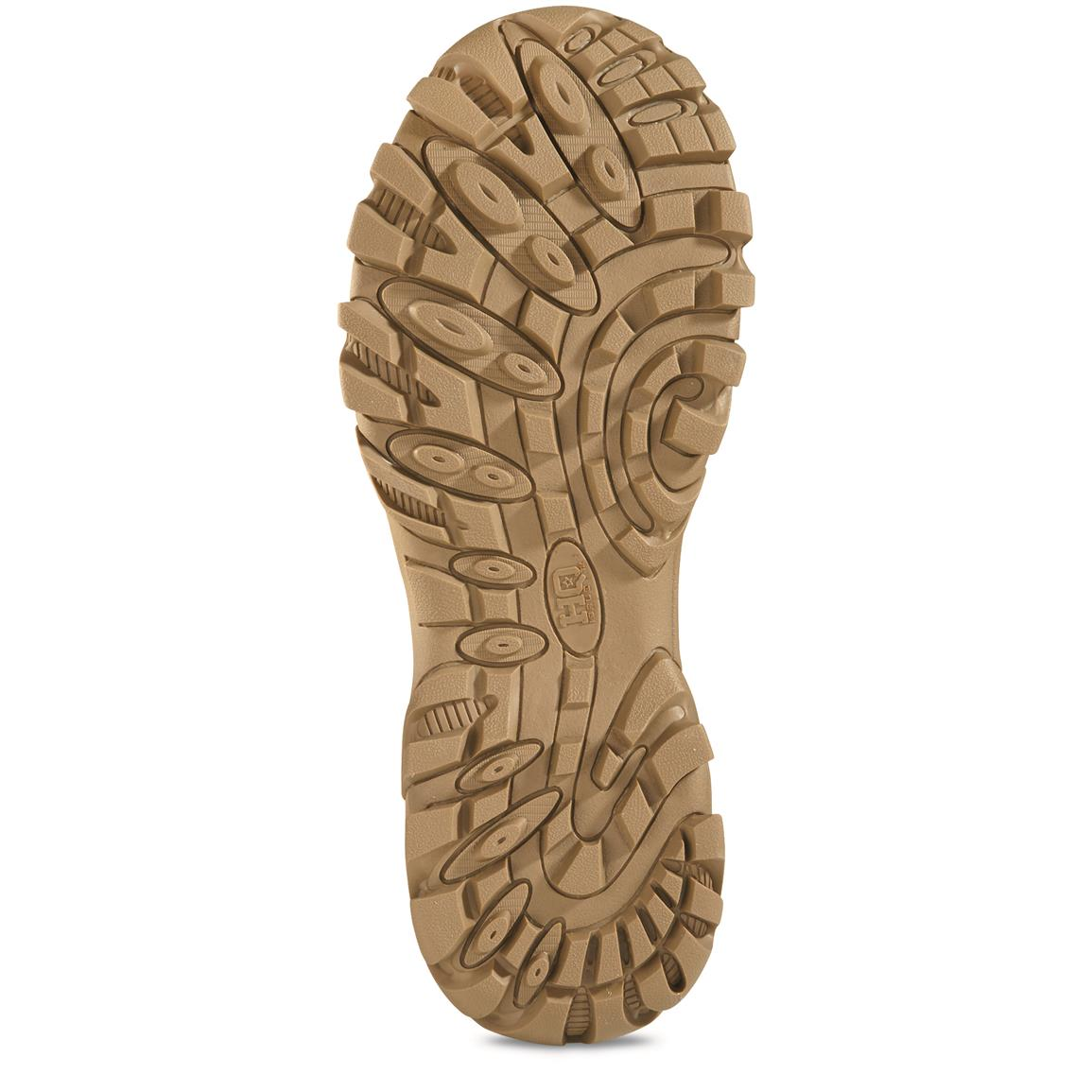 Aggressive outsole with toothy lugs for superior traction