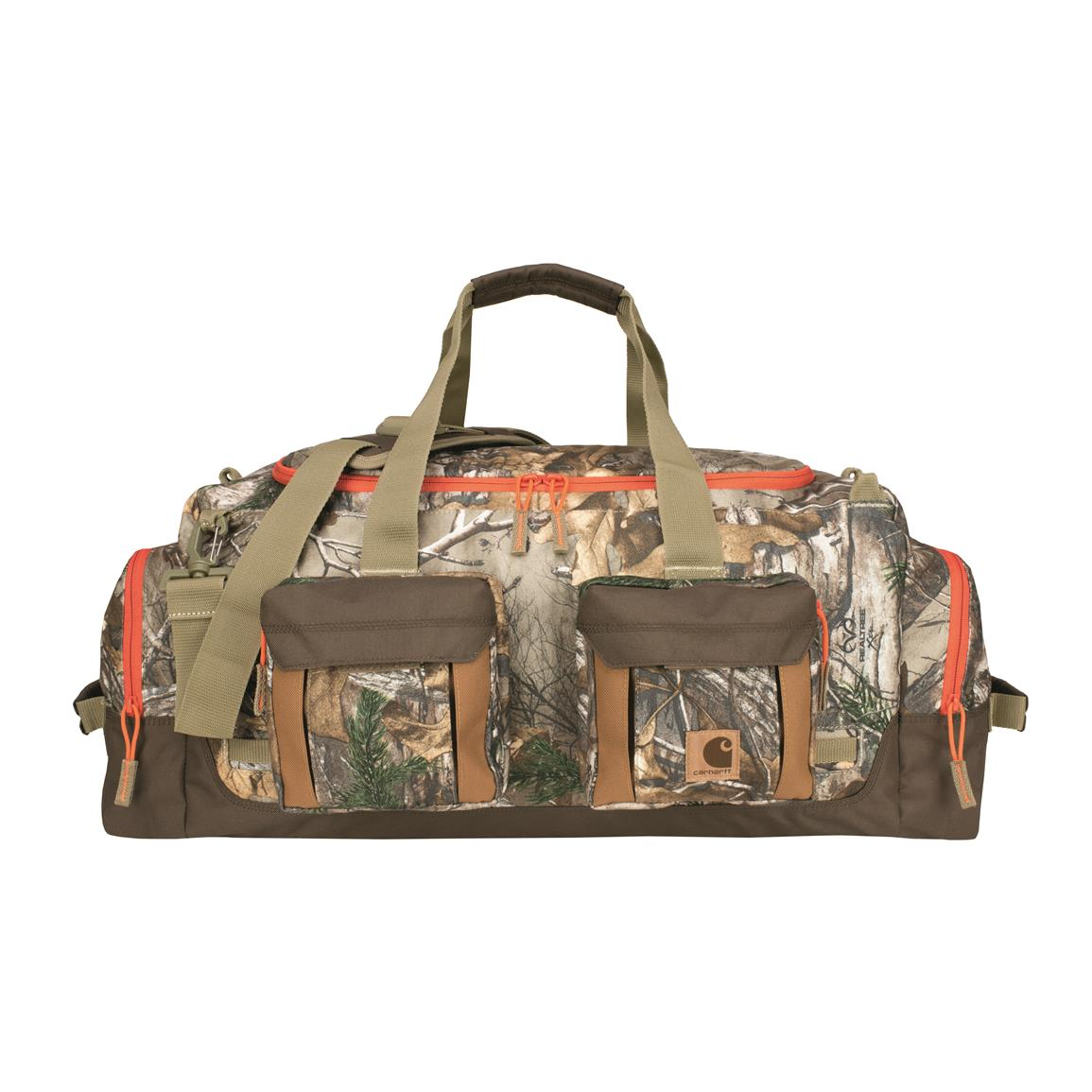 Carhartt Hunt Camo Duffel Bag