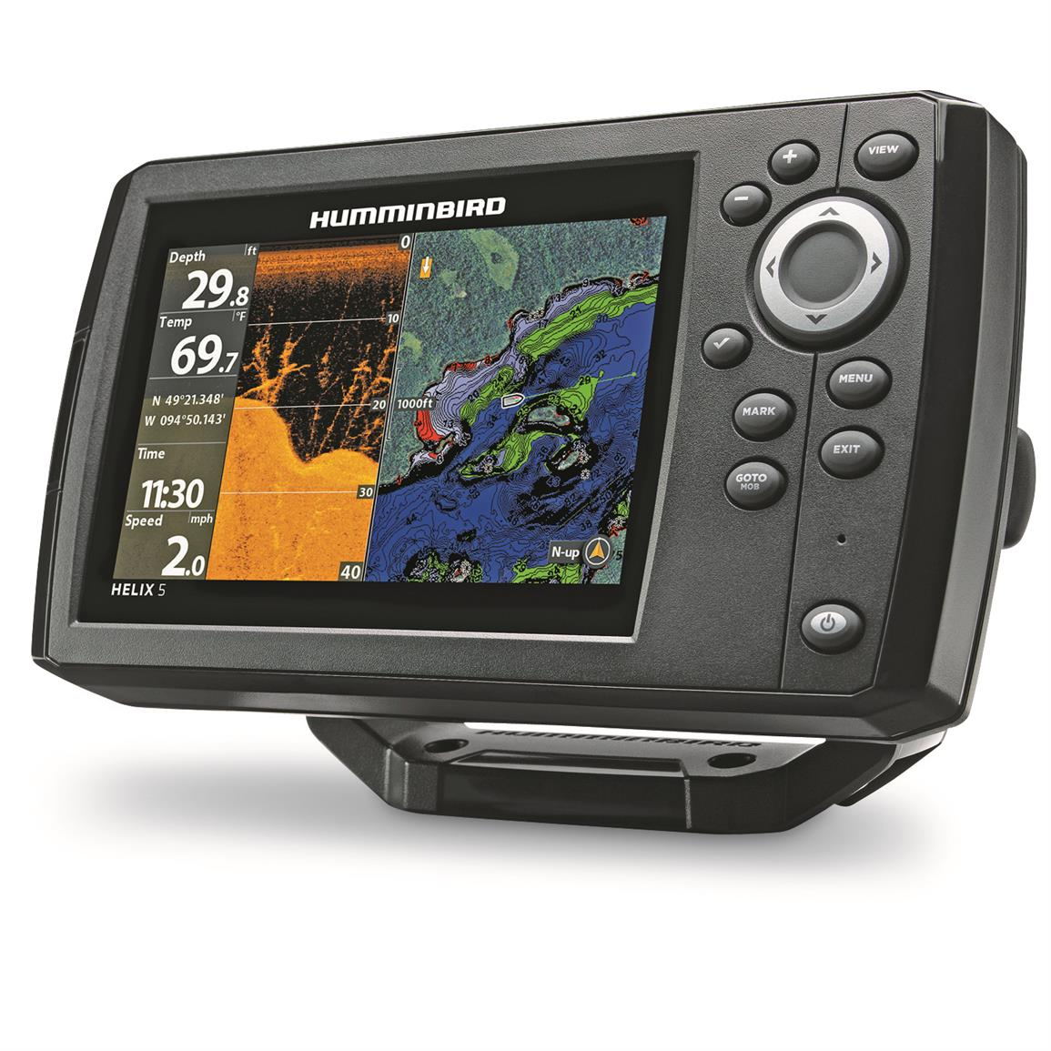 Humminbird depth finders for sale for Fish finders on sale