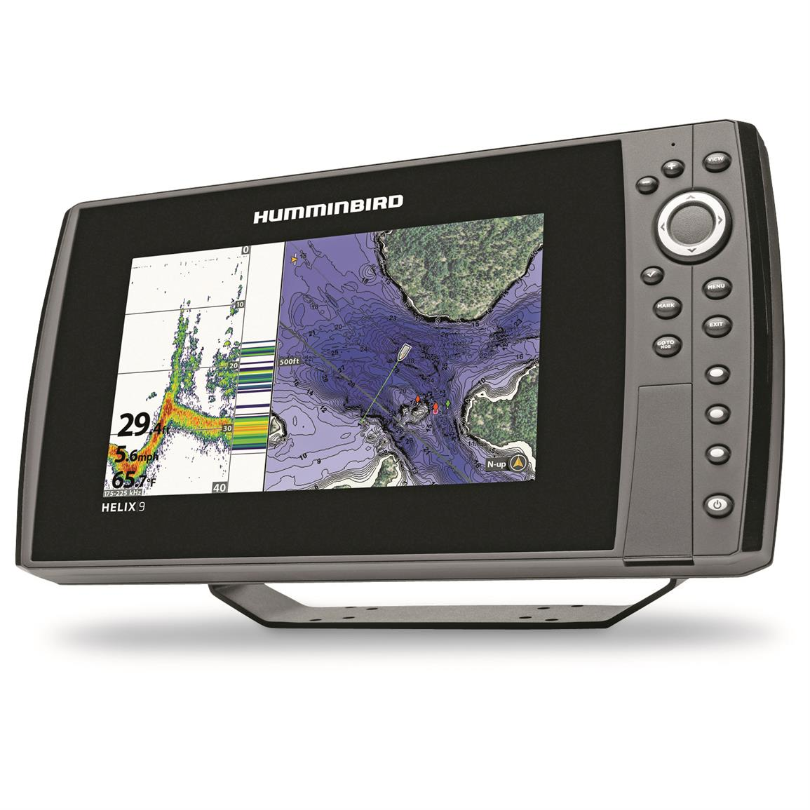 Humminbird helix 9 chirp gps g2n sonar fish finder for Humminbird fish finders