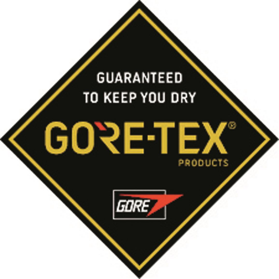 Breathable GORE-TEX 100% waterproof