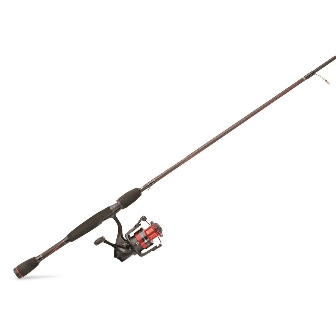 Abu Garcia Black Max Spinning Rod and Reel Combo