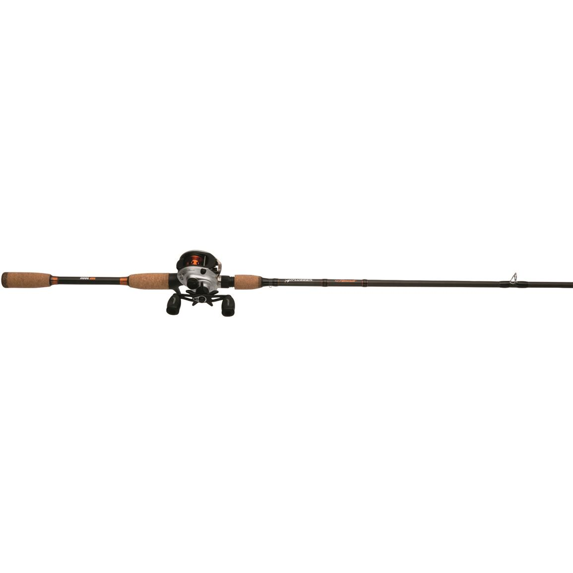 Pflueger Monarch Low Profile 7 foot Rod and Reel Baitcasting Combo