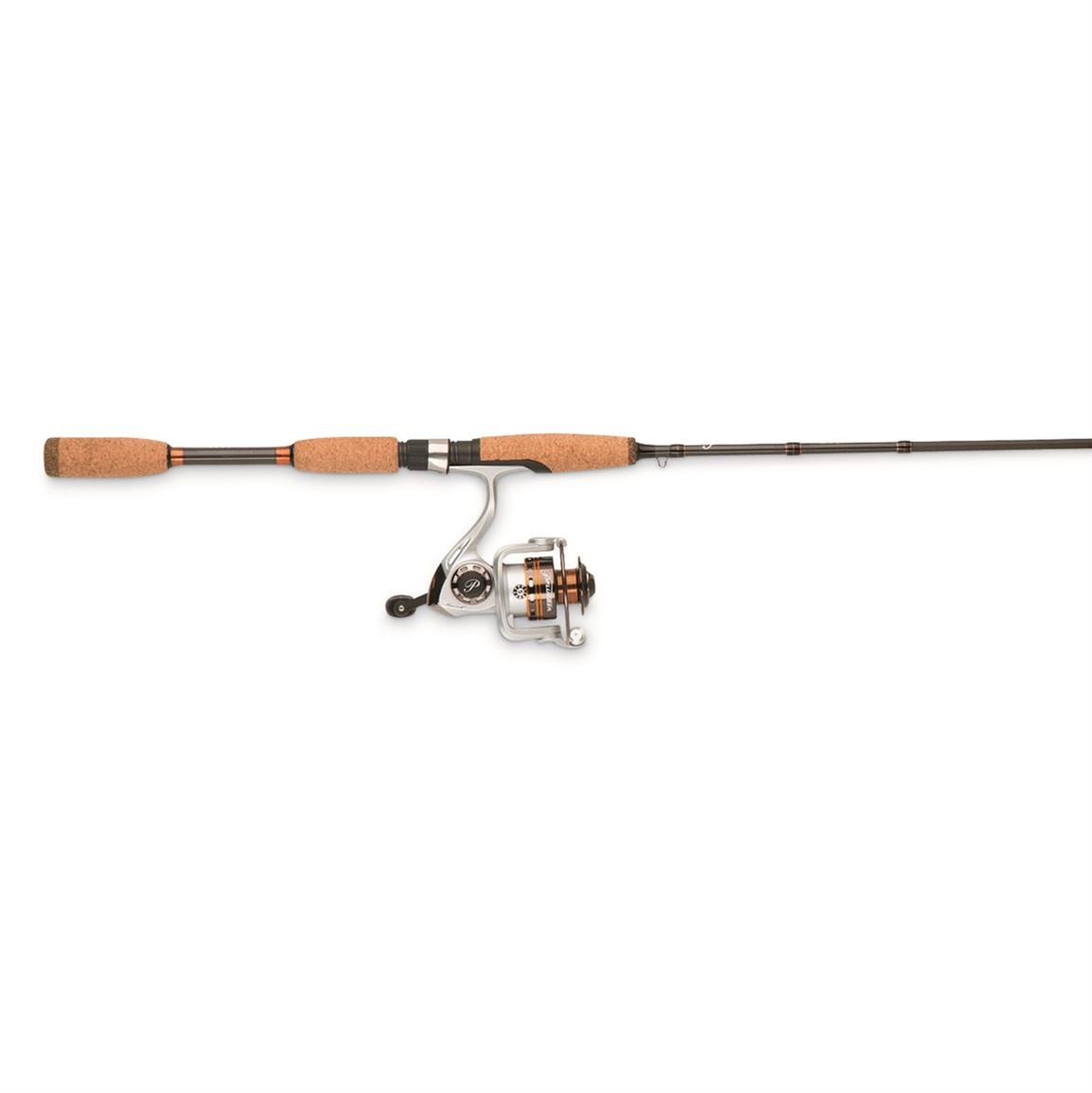 Pflueger Monarch Rod and Reel Spinning Combo