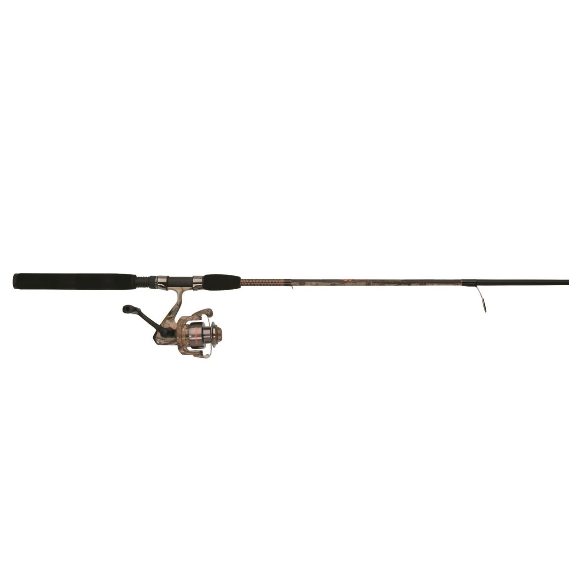 Shakespeare Ugly Stik Camo Spinning 6 foot 6 inch Rod & Reel Combo