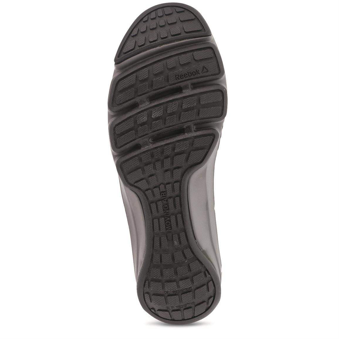 Slip-resistant rubber outsole