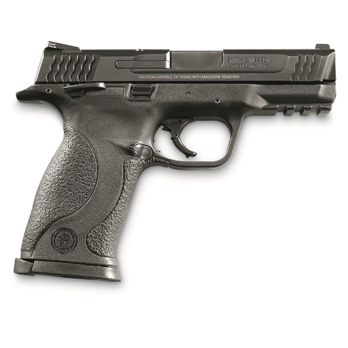 "Smith & Wesson M&P45 Mid-Size, Semi-Automatic, .45 ACP, 4"" Barrel, 10+1 Rounds, Used"