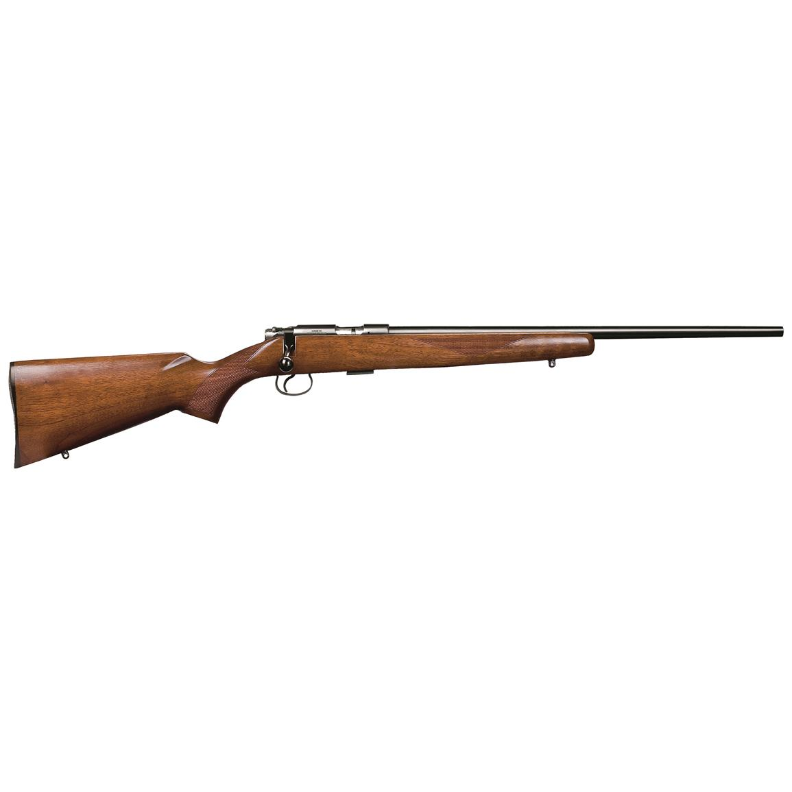 "CZ-USA 455 American, Bolt Action, .22 WMR, Rimfire, 20.5"" Barrel, 5+1 Rounds"
