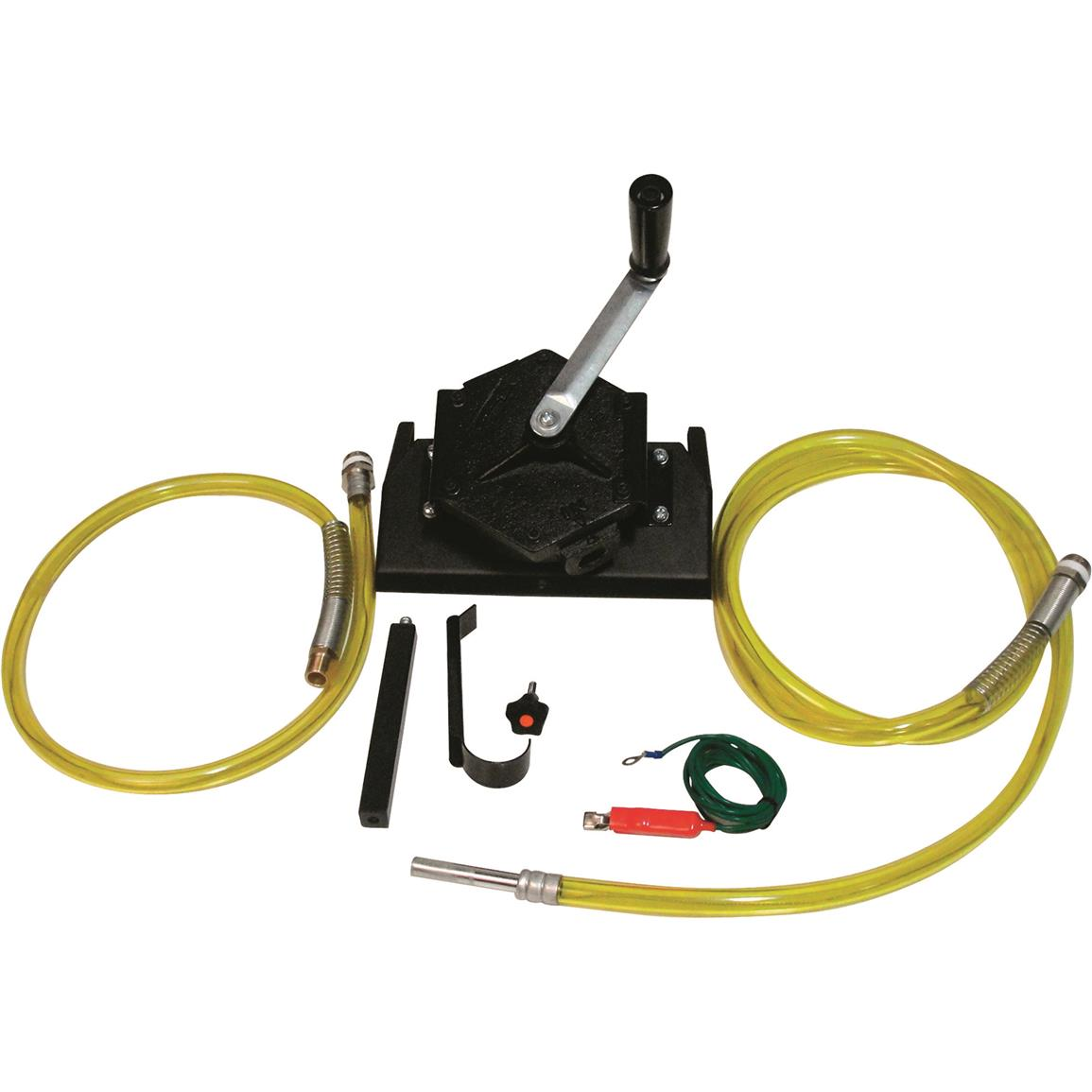 Roughneck 2-Way Rotary Pump Kit