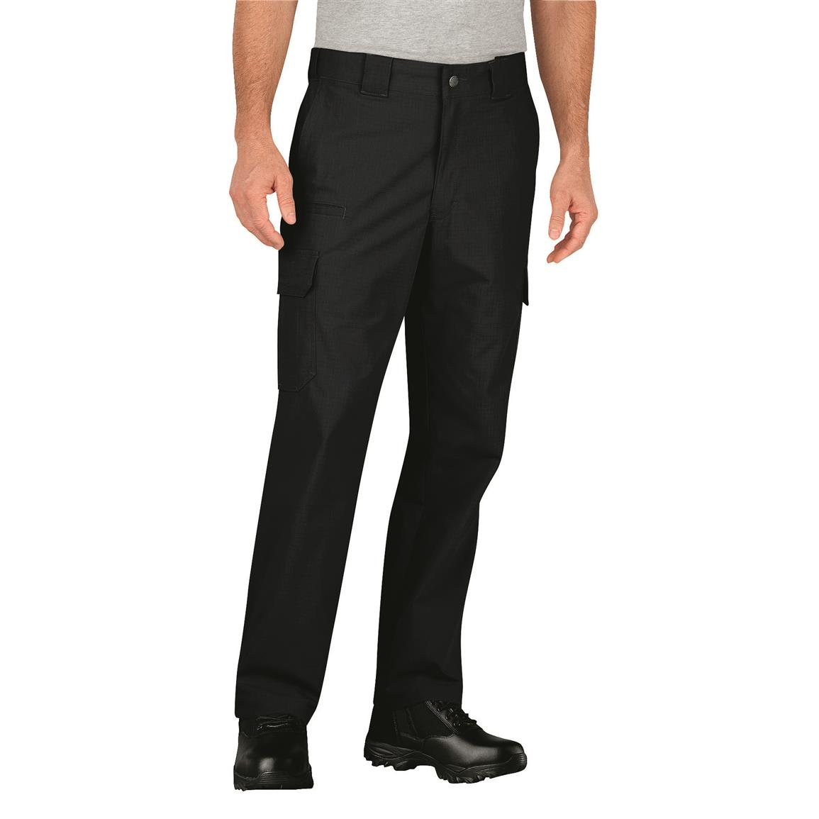 Dickies Men's Stretch Ripstop Tactical Pant, Midnight