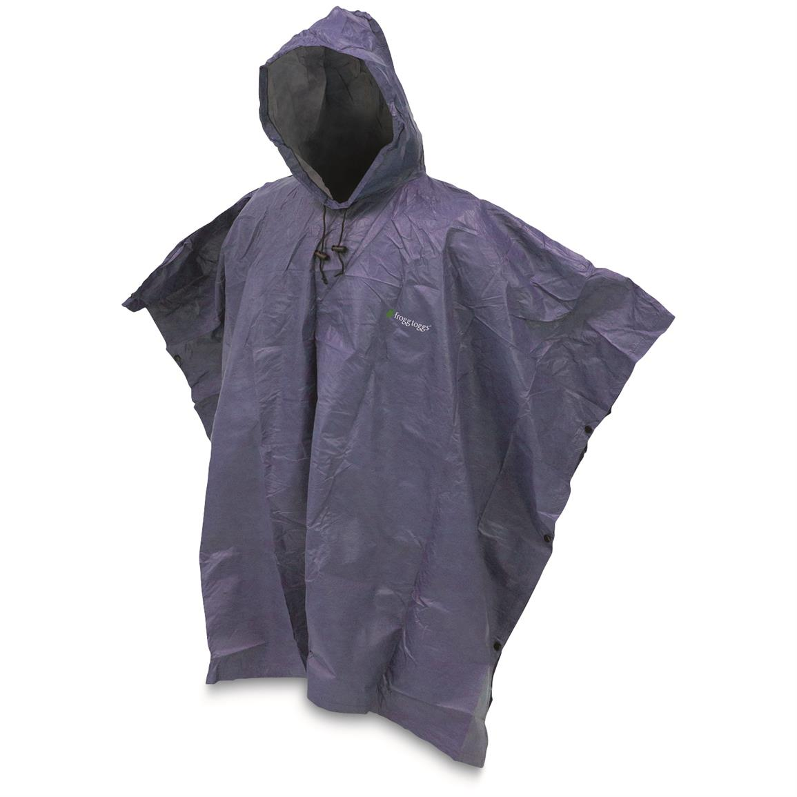 frogg toggs Ultra-Lite Poncho, Blue