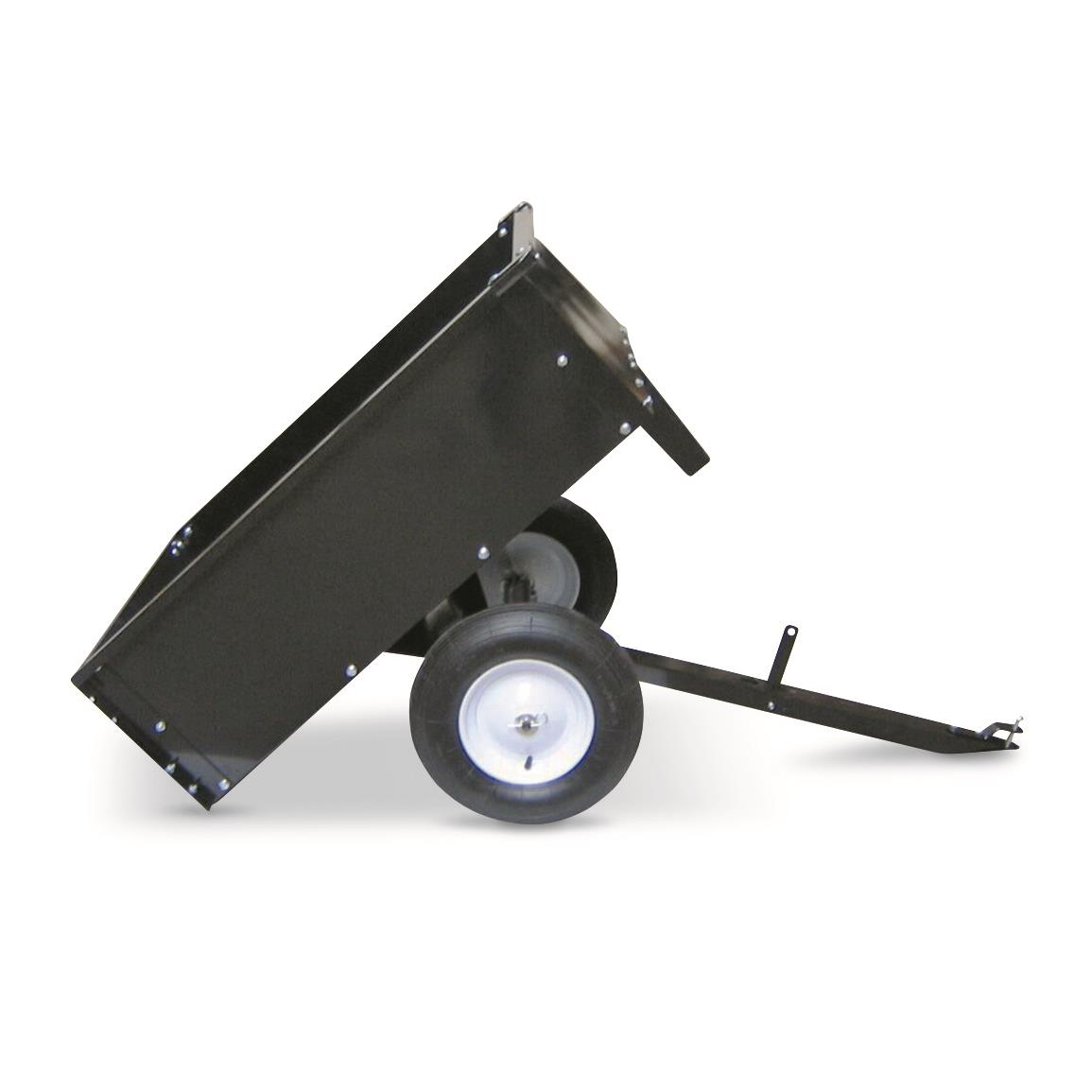 Easy-to-use dumping mechanism