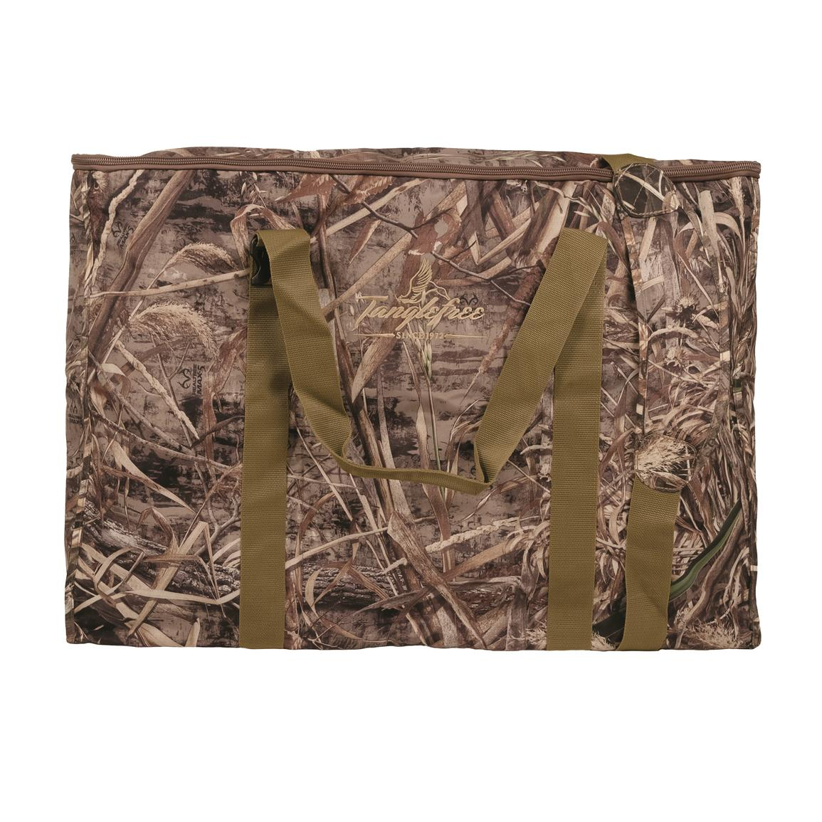 Tanglefree Deluxe 6 Slot Goose Decoy Bag