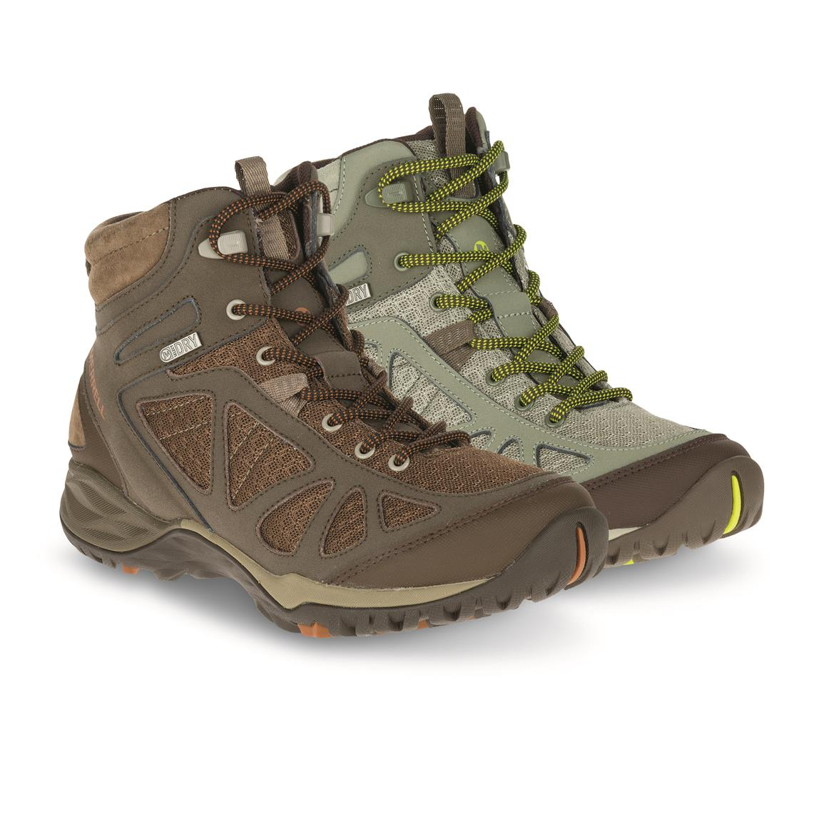 Merrell Women's Siren Sport Q2 Waterproof Hiking Shoes