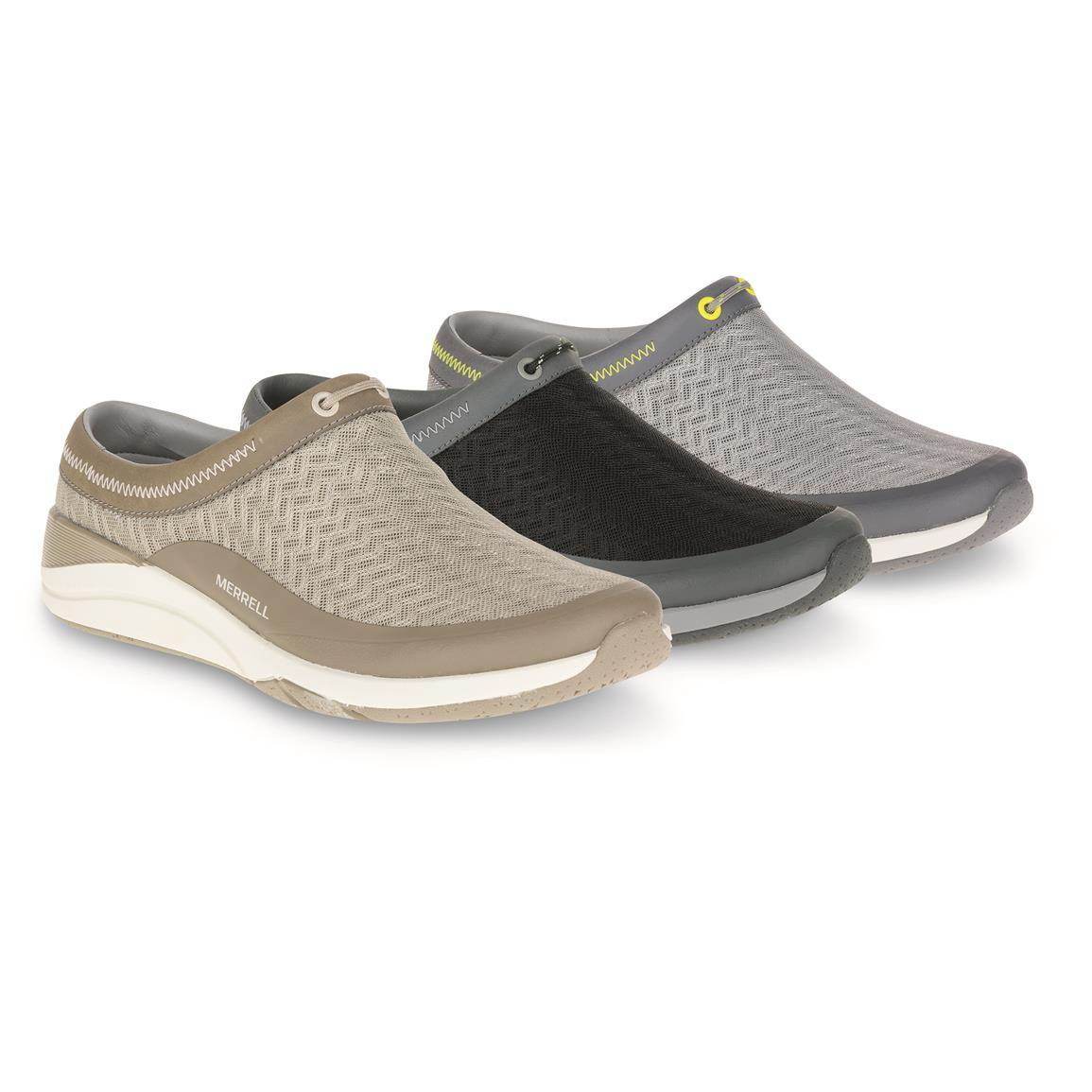 Merrell Applaud Women's Mesh Slide Shoes