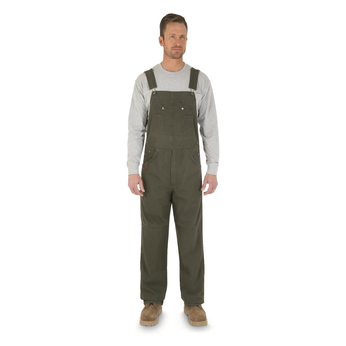 Wrangler RIGGS Workwear Ultimate Overalls, Loden
