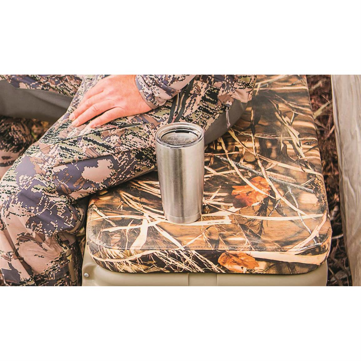 Ideal companion for hunting, worksites and on-the-go