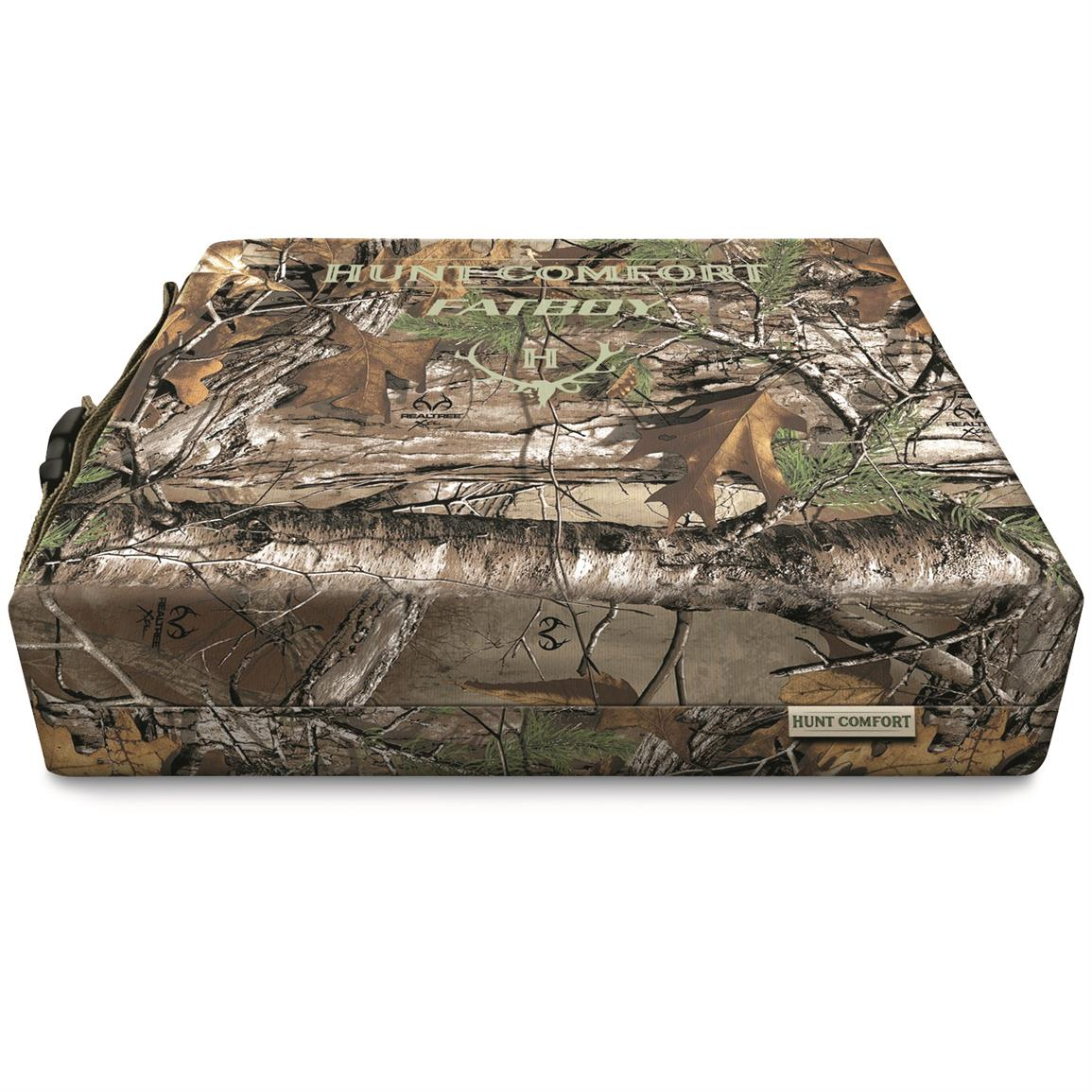 Hunt Comfort FatBoy Ultra Premium GelCore Hunting Seat