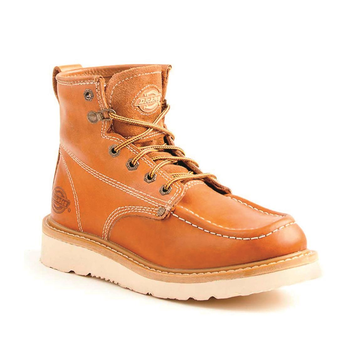 Dickies Men's Trader Work Boots, Tan