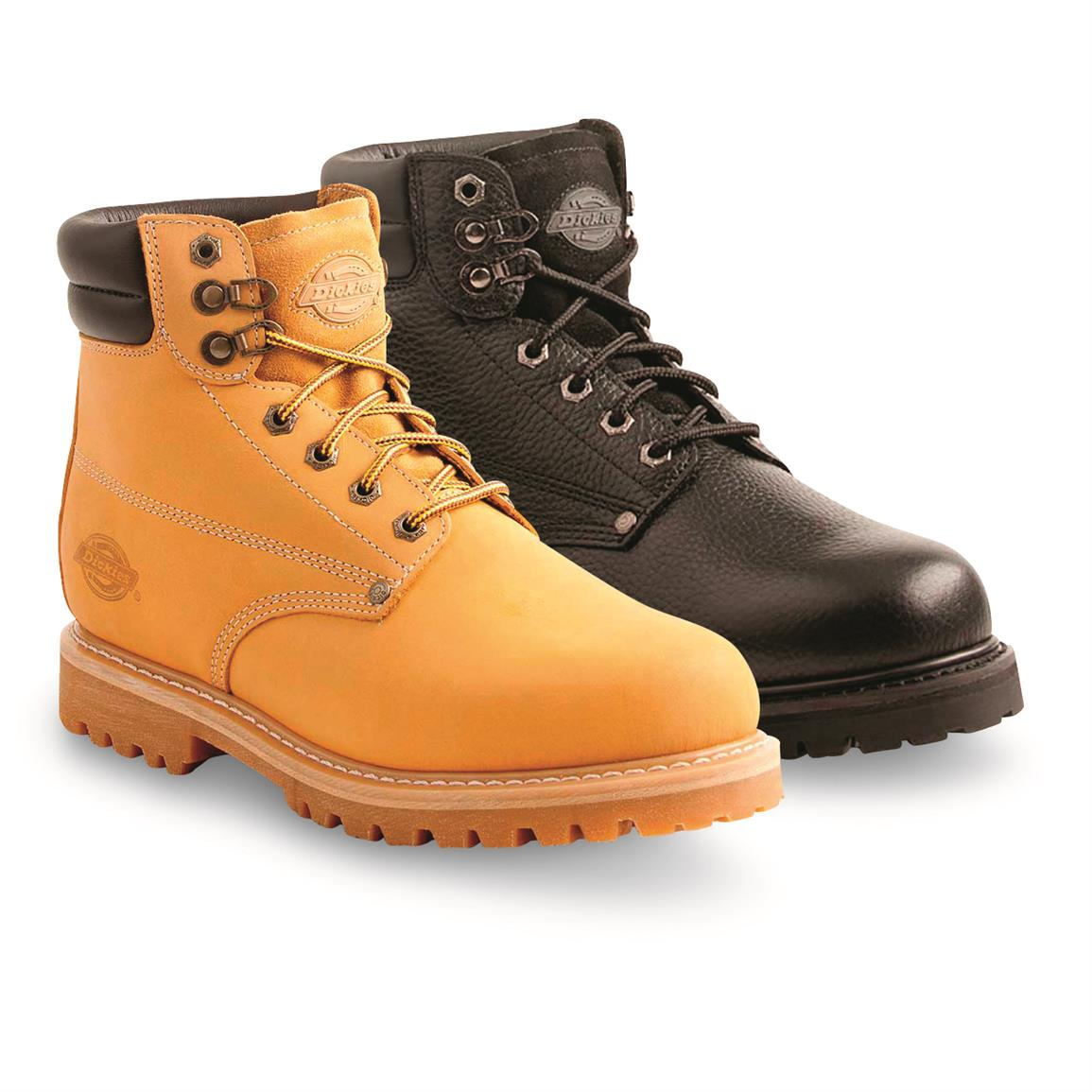 Dickies Men's Raider Steel Toe Work Boots