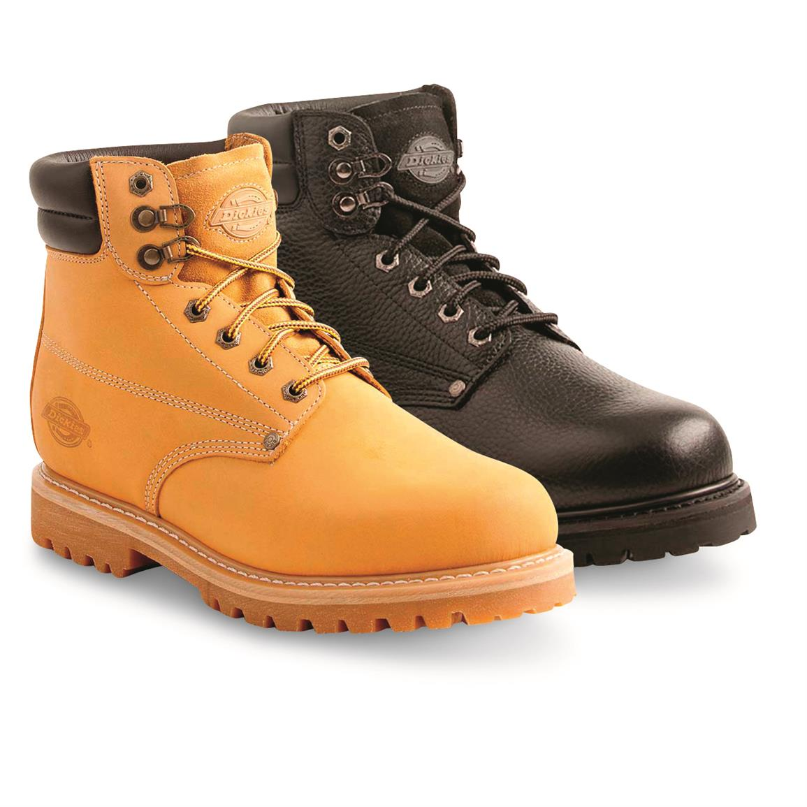 Dickies Men's Raider Work Boots