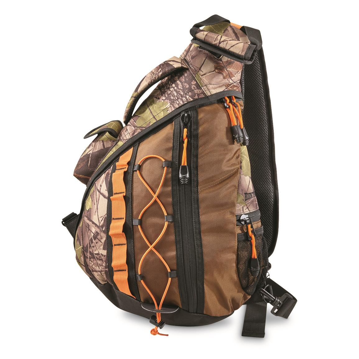 00d65a6adf2e HuntRite Sling Backpack - 697238, Hunting Backpacks at Sportsman's Guide