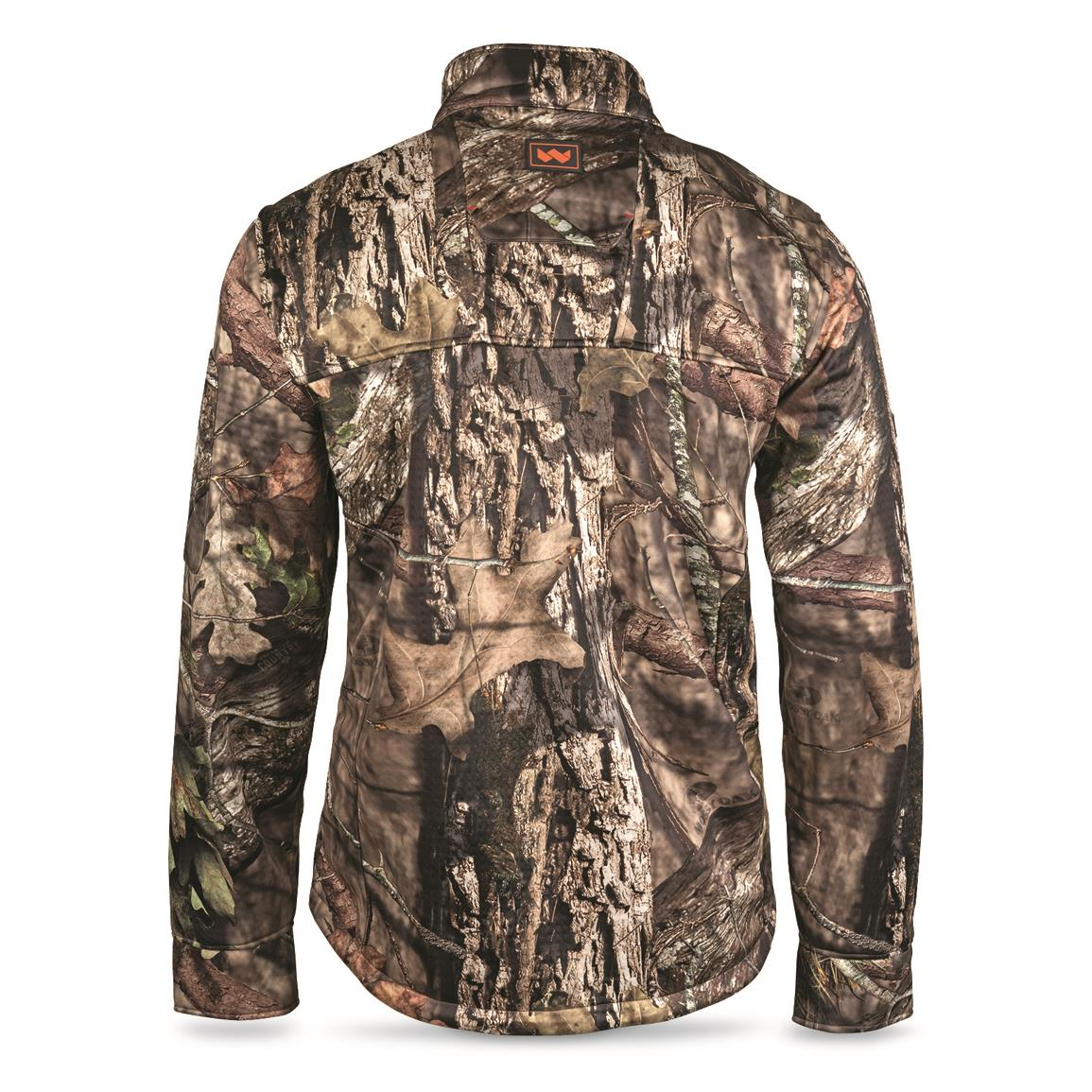 Walls Pro Series Scentrex Lock Down Hunting Jacket, Mossy Oak Break-Up Country