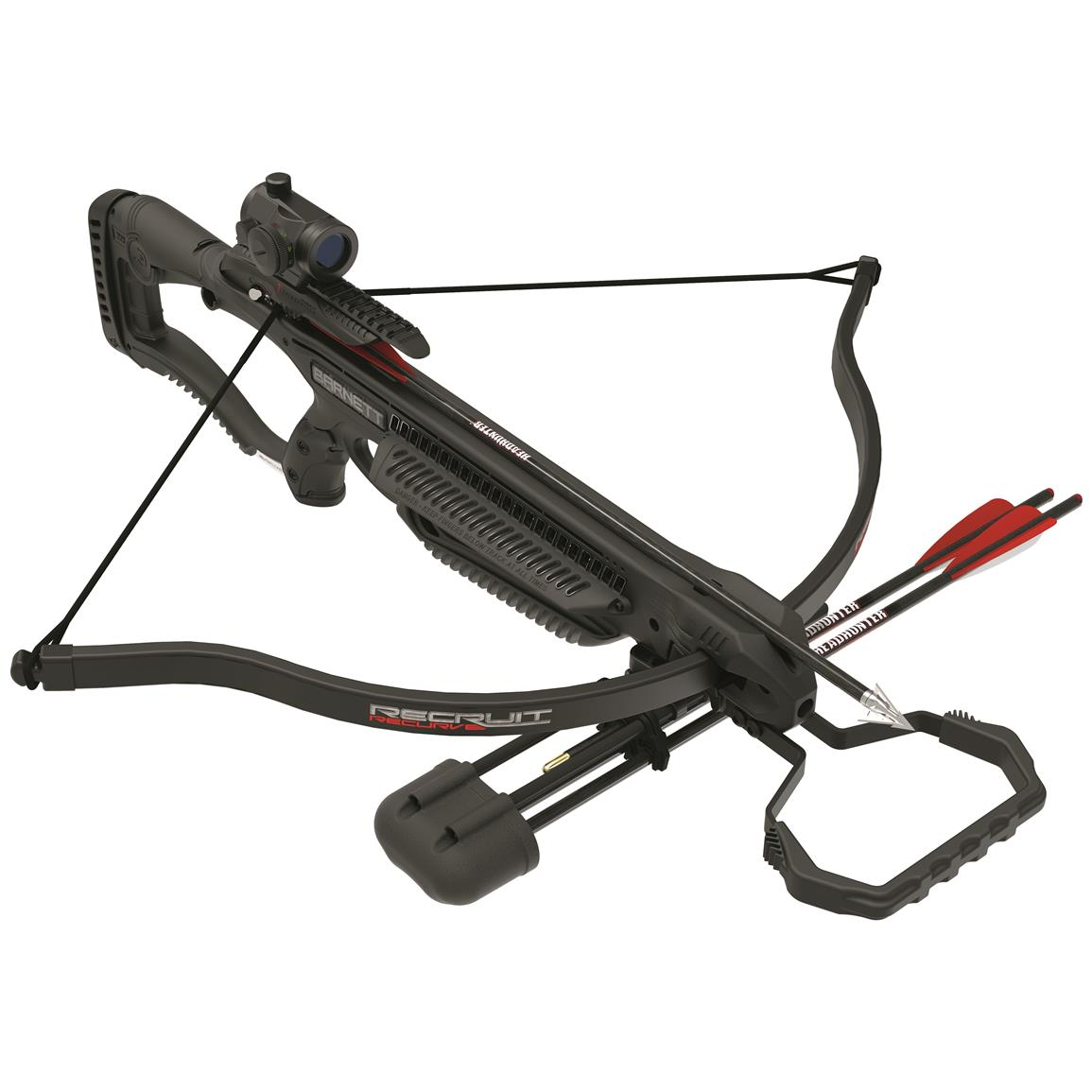 Barnett Recruit Recurve Crossbow