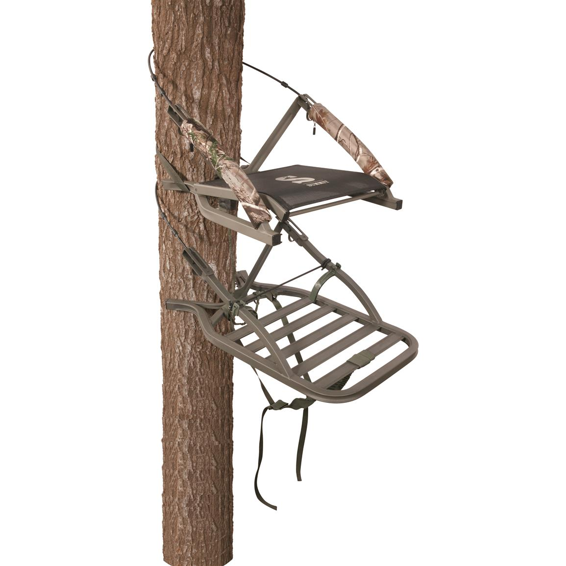 Summit Sentry Sd Open Front Climbing Tree Stand 698069
