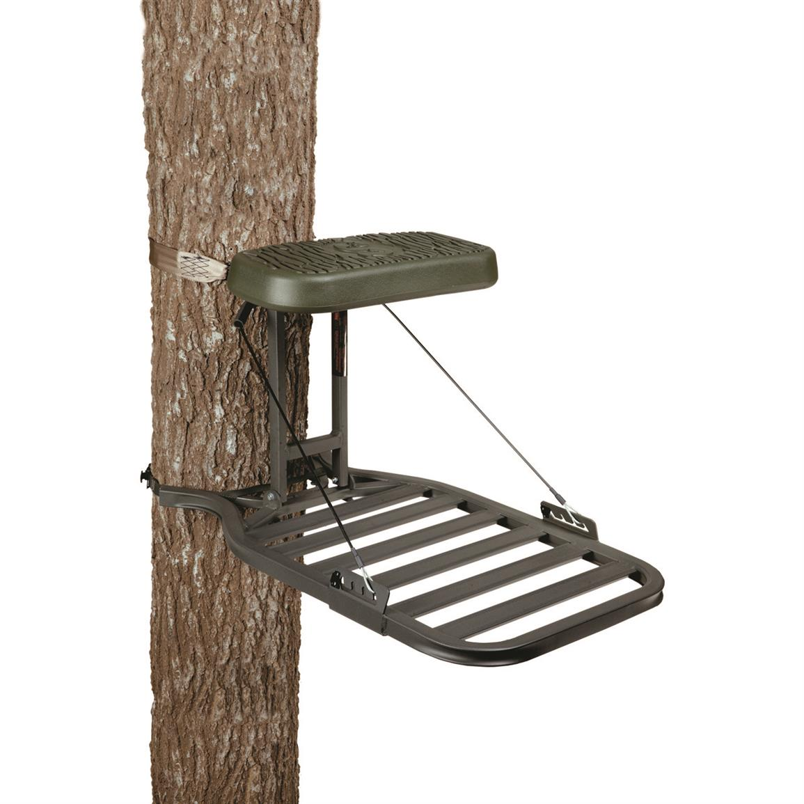 Summit Rsxhawk Hang On Tree Stand 698080 Hang On Tree
