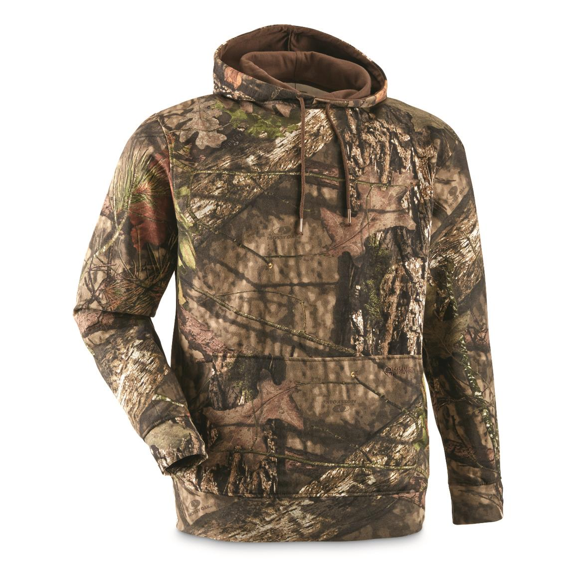 guide gear camo hoodie 698297 camo sweatshirts hoodies at sportsman 39 s guide. Black Bedroom Furniture Sets. Home Design Ideas