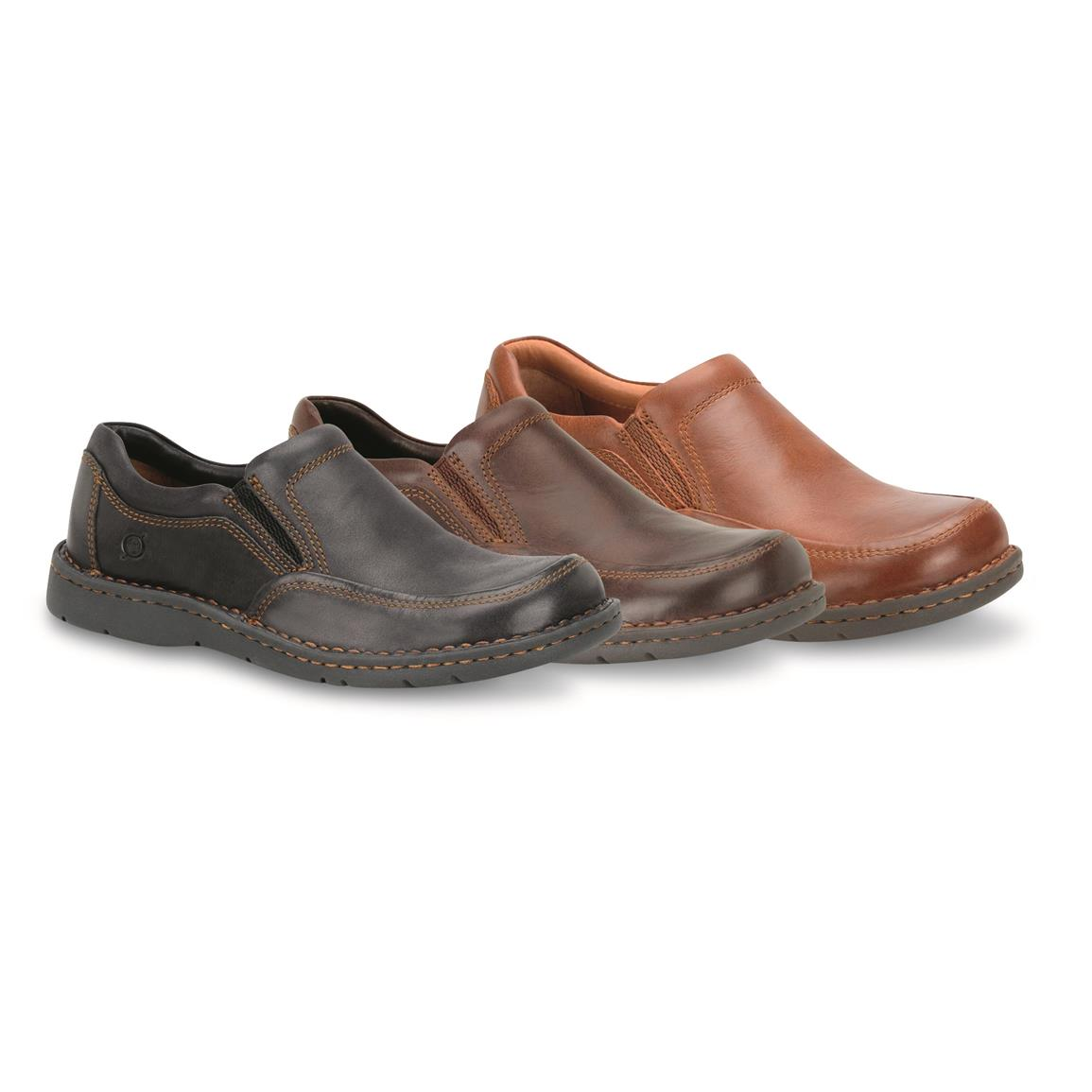 Born Men's Luis Slip On Shoes