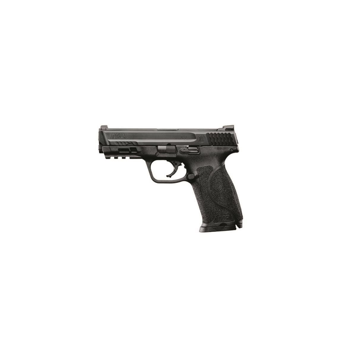 "Smith & Wesson M&P40 M2.0, Semi-Automatic, .40 S&W, 4.25"" Barrel, No Safety, 15+1 Rounds"
