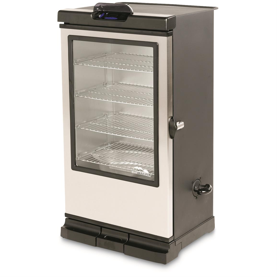 "Masterbuilt 40"" Bluetooth Smart Digital Electric Smoker"